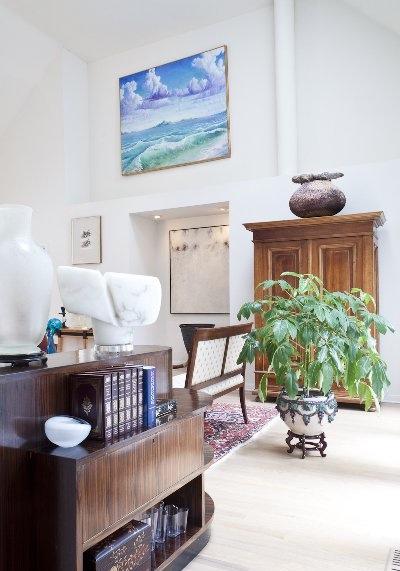 Judy Broadhurst's home